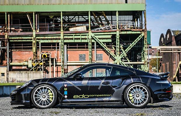 Edo Competition Blackburn Porsche 911 Turbo S 02