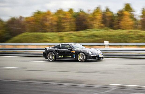 Edo Competition Blackburn Porsche 911 Turbo S 04