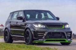 LUMMA Range Rover Sport