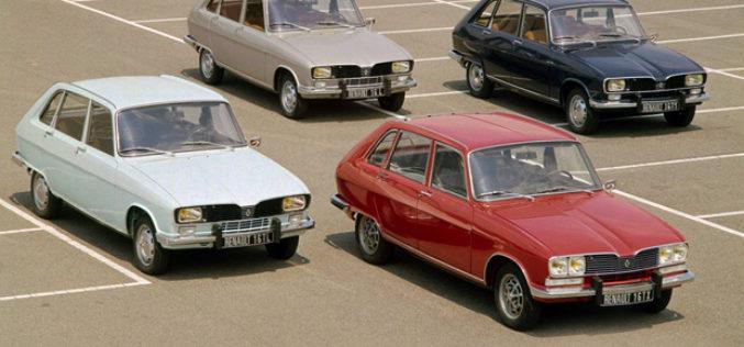 Renault 16 slavi 50 godina – Hrabrost se isplati