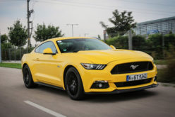 Vozili smo: Ford Mustang – Evropski maniri