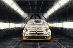 Fiat 500 Garage Italia Customs – Star Wars saga