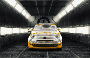 Fiat 500 Garage Italia Customs 01