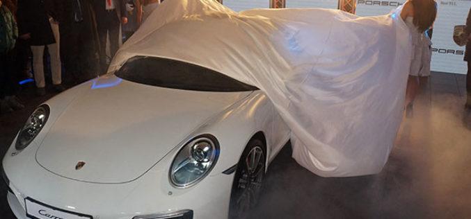 Porsche u Sarajevu predstavio novi model 911 Carrera