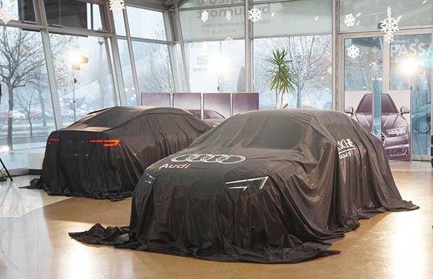 Promocija novi Audi A4 (b9) 02