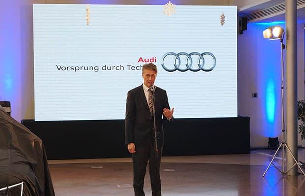 Promocija novi Audi A4 (b9) 03