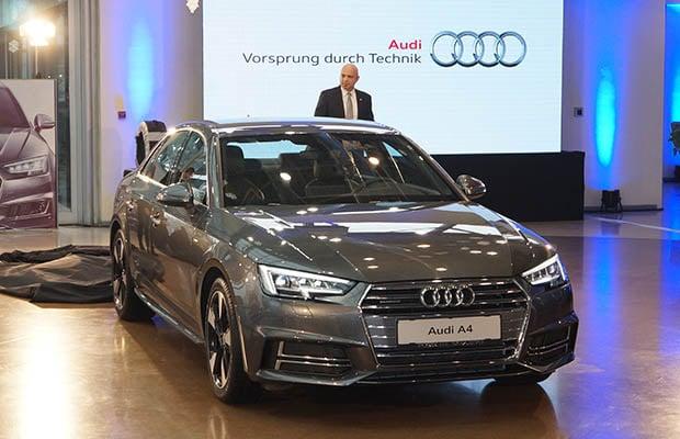 Promocija novi Audi A4 (b9) 04