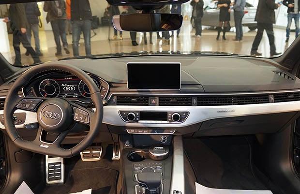 Promocija novi Audi A4 (b9) 07