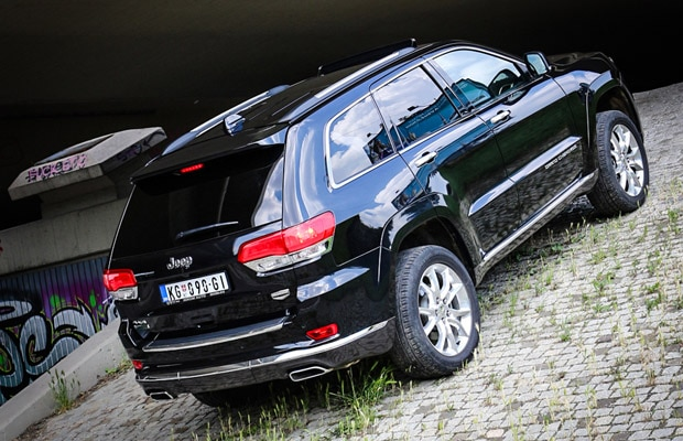 Test Jeep Grand Cherokee 3.0 MultiJet Summit 03