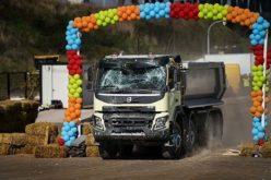 Volvo FMX kao dječija igra