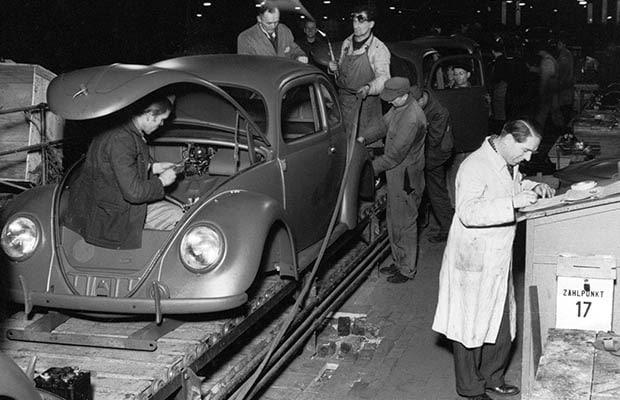 volkswagen buba prvi model