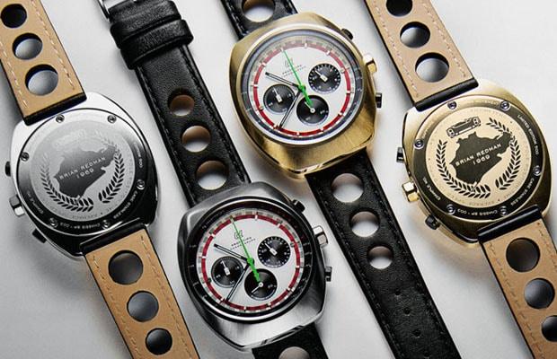 Autodromo Prototipo Chronograph Brian Redman Edition - 02