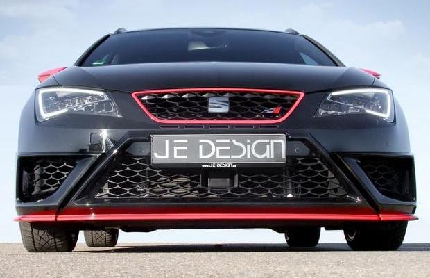 JE Design Seat Leon Cupra ST Streetrace 03
