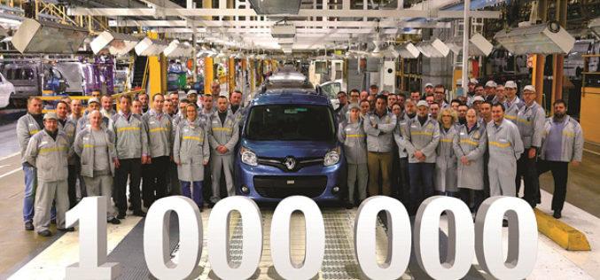 Renault proizveo milioni Kangooa