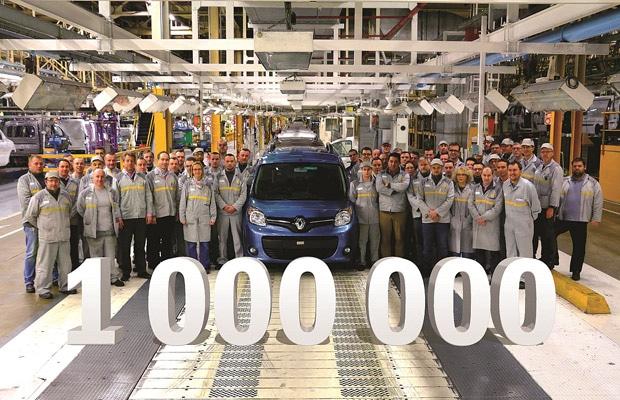 Milioniti Renault Kangoo