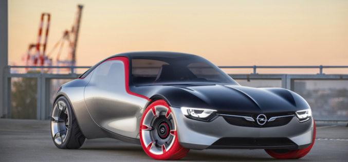 Opel GT Concept: Izgled sportskog automoba budućnosti