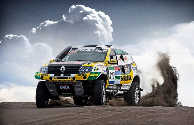 Renault Duster Dakar Team 2016 02