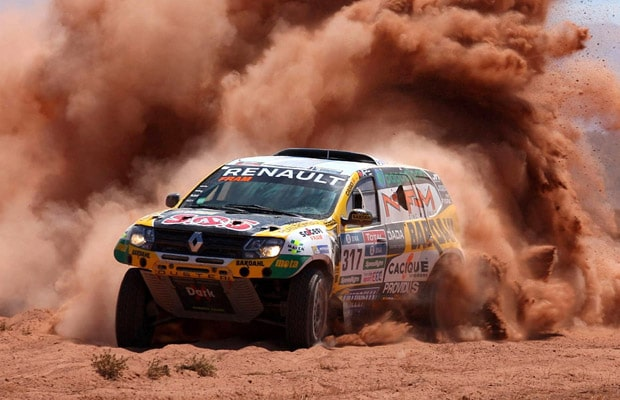 Renault Duster Dakar Team 2016 03