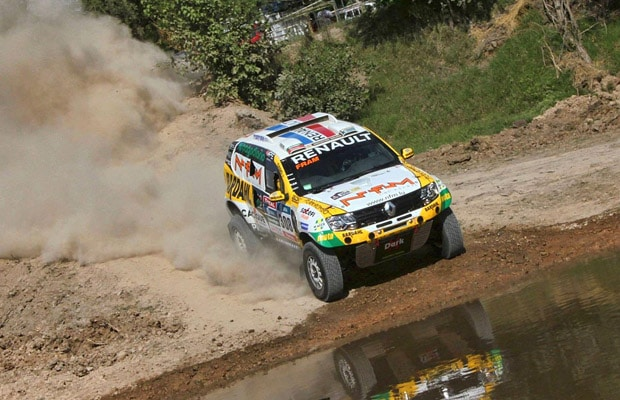 Renault Duster Dakar Team 2016 04
