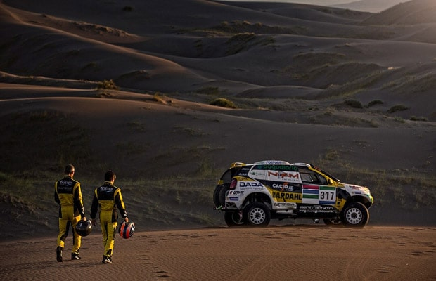 Renault Duster Dakar Team 2016 05