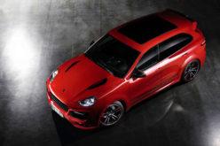 TECHART Cayenne Turbo Magnum T2 – Poslušaj zvuk ergele od 700 KS (AUDIO)