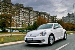 Test: Volkswagen Beetle 1.2 TSI Design – Buba na bis