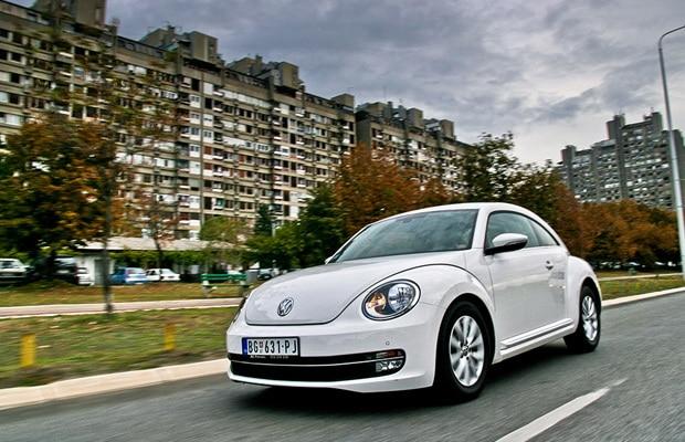 Test Volkswagen Beetle 1.2 tsi - 620 - 01