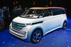 Volkswagen Budd-e Concept predstavljen na CES sajmu u Las Vegasu