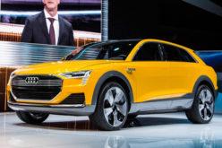 Audi h-tron quattro predstavljen u Detroitu