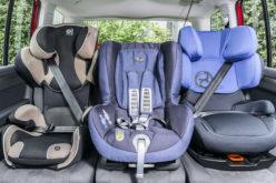 Test dječijih auto sjedalica: ADAC testirao 45 modela