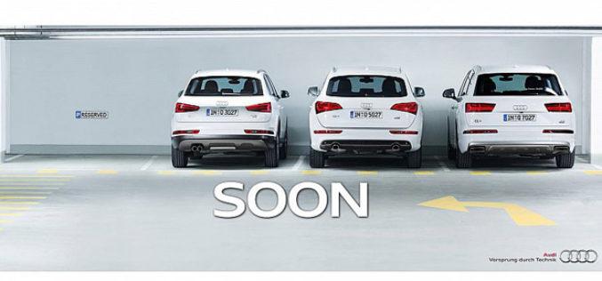 Audi najavljuje novi Q model – Premijera u Ženevi?