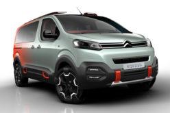 Citroën Spacetourer Hyphen koncept: Citroën pojačava zvuk!
