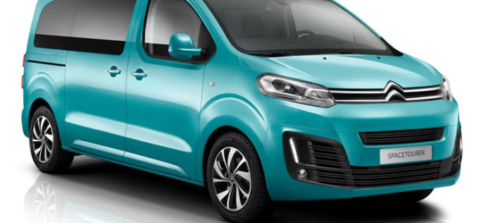 "Citroën Spacetourer: ""Unlimited Life"""