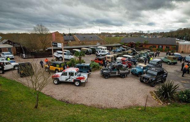 Land Rover Defender posljednji primjerak 05