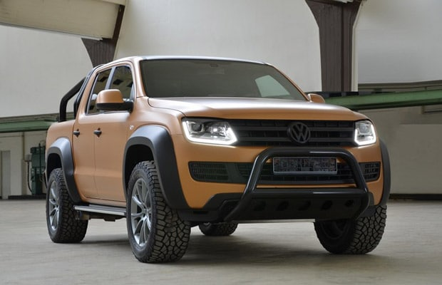 MTM Volkswagen Amarok V8 Desert Edition 02