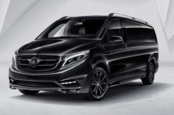 LARTE Design Mercedes V-klasa Black Crystal