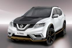 Nissan Qashqai i Nissan X-Trail Premium Concept