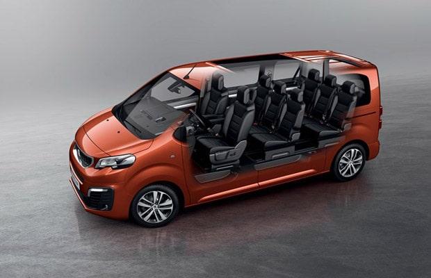 Peugeot Traveller 2016 - 02