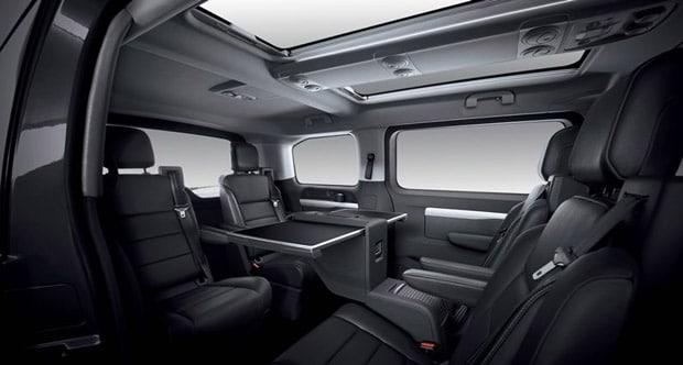 Peugeot Traveller 2016 - 04