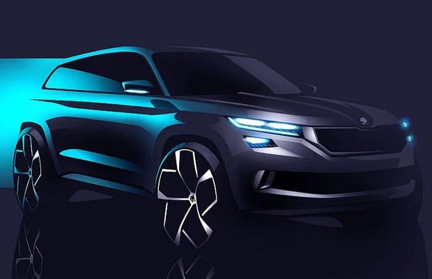 Skoda VisionS concept 2016