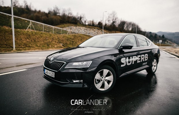 Test Skoda Superb 2.0 tdi 4x4 style - 620-2016 - 13