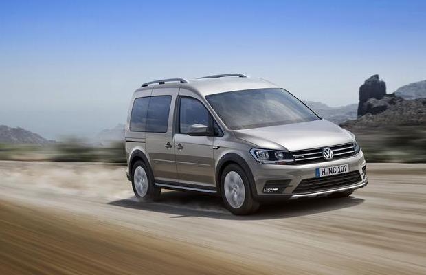 Volkswagen Caddy Alltrack 01