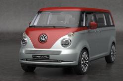 Volkswagen Transporter T1 Revival koncept