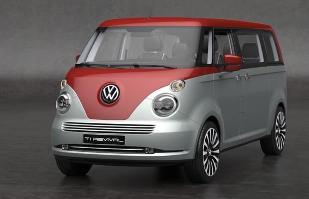 Volkswagen Transporter T1 Revival koncept 01