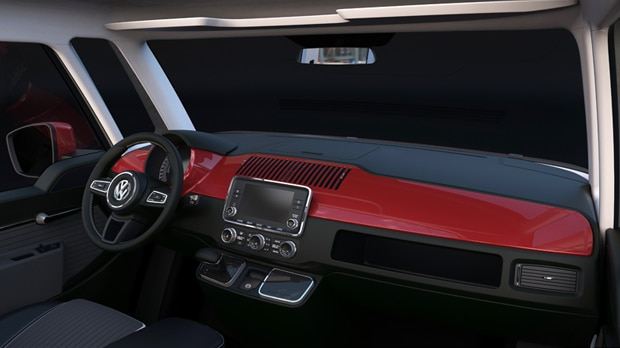 Volkswagen Transporter T1 Revival koncept 04