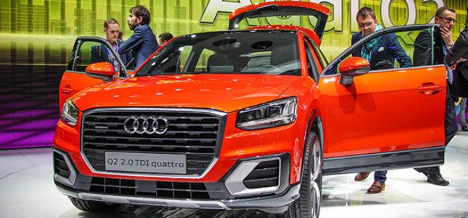 Audi na sajmu automobila u Ženevi 2016: Audi Q2 novi član Q porodice