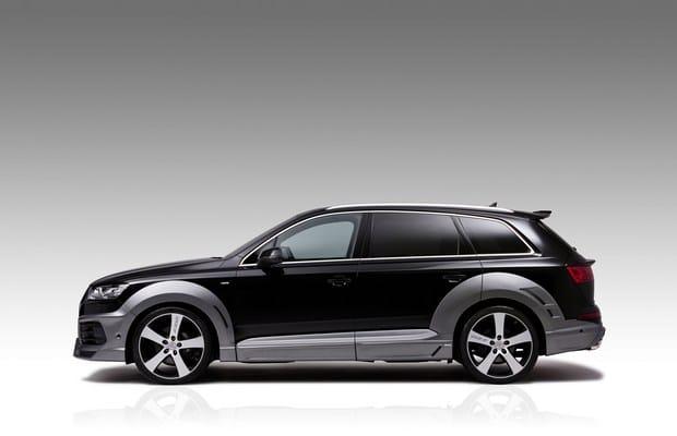 JE Design Audi Q7 Widebody 02