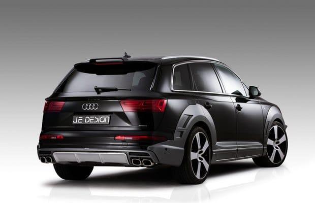 JE Design Audi Q7 Widebody 03