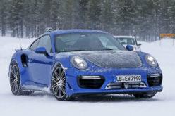 Porsche 911 GT2 sa 700 KS na testiranju u hladnim realnim uslovima