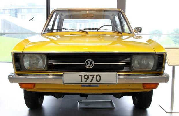 Volkswagen K70 Historija - 02